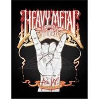 预订The Heavy Metal Fun Time Activity Book