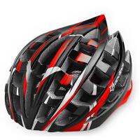 男女款公路山地车骑行头盔装备轻一体成型自行车头盔