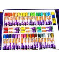 好吉森鹤//66K好品质真彩油画棒36色苹果香油画棒蜡笔涂鸦笔/油画棒/另赠6支+削笔器/彩色蜡笔----------