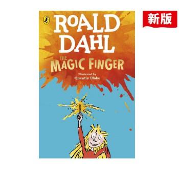 The Magic Finger 魔法手指 英文原版 Roald Dahl 罗尔德达尔