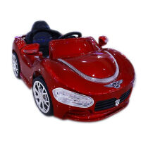 儿童电动车四轮跑车可坐小孩遥控车宝宝玩具1/2/3岁童车充电汽车