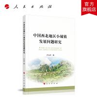 中国西北地区小城镇发展问题研究