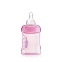 法国DODIE Initiation宽口婴儿奶瓶150ml含小号流量奶嘴