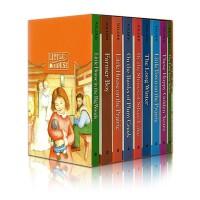 Little House Complete 小木屋的故事系列 英文原版 9本全套装 纽伯瑞儿童文学奖作品