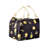 饭盒袋便当手提包保温袋饭盒包带饭的手提袋装饭盒袋子防水手提包