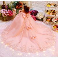 换装娃娃套装大礼盒婚纱公主大仿真女孩玩具洋娃娃单个