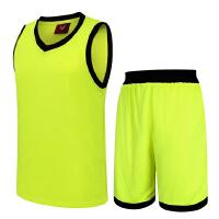 中小学生男款篮球服运动套装儿童篮球服定制印号diy高校比赛队服透气篮球衣训练服