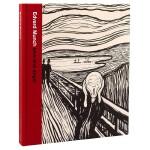 【T&H】Edvard Munch 爱德华・蒙克:爱与焦虑 英文原版艺术美术