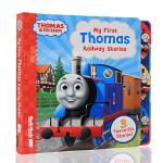 英文原版 Thomas and Friends My First Thomas Railway Stories 托马斯