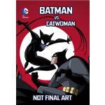 【预订】Batman vs. Catwoman