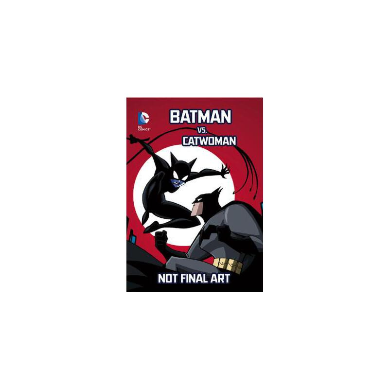 【预订】Batman vs. Catwoman 预订商品,需要1-3个月发货,非质量问题不接受退换货。