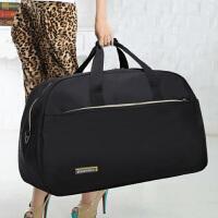 大容量手提防水尼龙旅行包男女旅行袋斜挎短途行李包出差旅游包