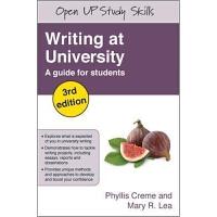 预订Writing at University: A Guide for Students