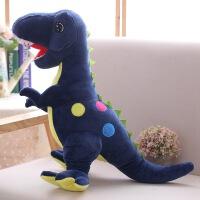 卡通个性霸王龙公仔大号恐龙毛绒玩具儿童礼物抓机娃娃厂家批发