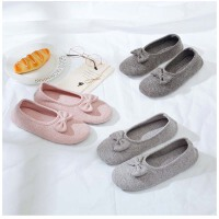 月子鞋春秋包跟产后日式孕产妇鞋冬季女士棉鞋室内家居家用棉拖鞋