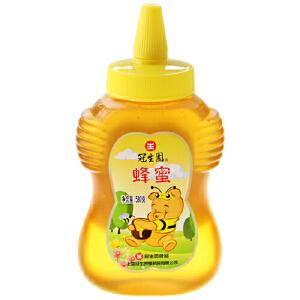 冠生园 蜂蜜 580g 防滴漏尖嘴 便携瓶口