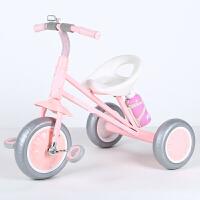 儿童车三轮脚踏车儿童三轮车1-3岁童车男女宝宝玩具车幼儿幼童脚踏车自行车QL-61