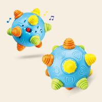 女男宝宝幼儿童小孩2婴儿玩具0-1岁会跳舞的电动手抓球益智能音乐