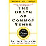 DEATH OF COMMON SENSE(ISBN=9780812982749) 英文原版