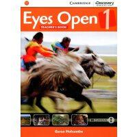剑桥新探索系列中学英语教材Eyes Open Level 1 Teacher's Book 教师用书