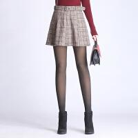 假透肉打底裤秋冬款女透肤色保暖裤显瘦加绒加厚无缝踩脚外穿