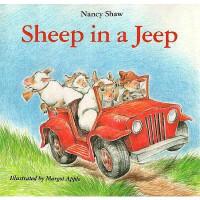 【预订】Sheep in a Jeep
