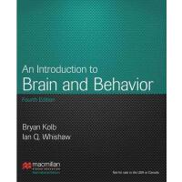 An Introduction to Brain and Behavior(第4版)