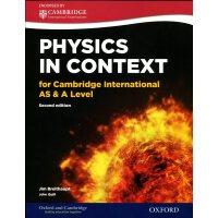 剑桥国际课程Physics in Context for Cambridge International AS &A Level
