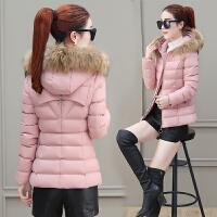 短款棉衣女2018冬季新款女装羽绒保暖加厚外套韩版时尚小棉袄