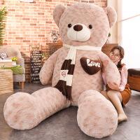 抱抱熊玩偶公仔大号泰迪熊熊猫可爱布娃娃大熊毛绒玩具六一儿童节 520