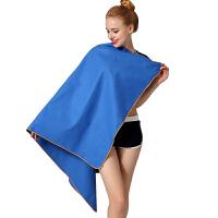 速干游泳浴巾 儿童运动健身旅行海边沙滩泡温泉便捷毛巾