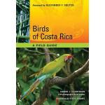 【预订】Birds of Costa Rica: A Field Guide