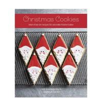圣诞曲奇饼干 Christmas Cookies 60多种可爱节日烘焙食谱 英文原版 创意饼干烘焙制作