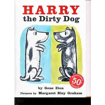 Harry the Dirty Dog 小狗哈利:好脏的哈利 ISBN9780064430098