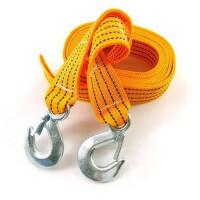 出游应急必备 3吨3米汽车拖车绳/牵引绳 野外常备/车用应急工具