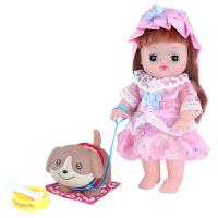 会说话的智能芭比洋娃娃套装女孩玩具公主婴儿童仿真娃娃