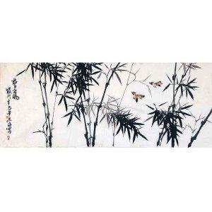 中国书画家联谊会理事 张志海(君子之风)ZH08