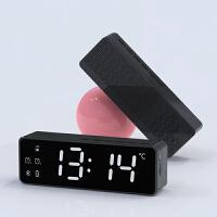 雅兰仕双闹钟无线蓝牙音箱3d环绕家用大音量小型收款提示语音播报器户外商用扩音便携式迷你小音响低音炮