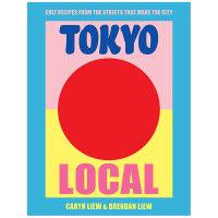 Tokyo Local 东京本土 英文原版旅行指南 旅游攻略