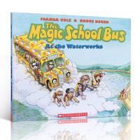 Magic School Bus at the Waterworks 神奇校车-水的力量Joanna Cole英文原版
