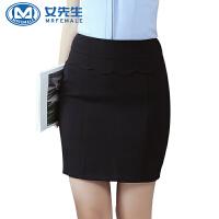【1件7折 2件6折】夏款热卖女裙显瘦修身时尚半身裙短裙西裙职业装一步裙A字裙