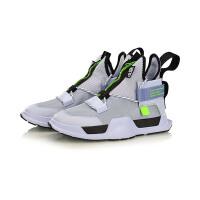 纽约时装周系列李宁男鞋休闲鞋2019新款重燃 WS情侣鞋潮流运动鞋