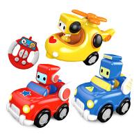 百变布鲁可小队儿童遥控汽车玩具男孩女孩布鲁克玩具车