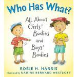 【预订】Who Has What? All About Girls' Bodies and Boys' Bodies