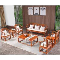 【品牌特惠】沙发小客厅沙发组合套房新中式实木古典家具 组合