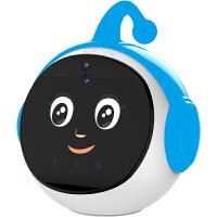 未来小七Pro智能儿童早教机器人学习机wifi课本绘本阅读国学教育智能对话视频故事机 浅绿色