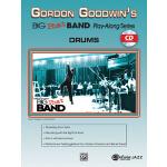 【预订】Gordon Goodwin Big Phat Play Along: Drums, Book & CD