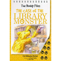 The Buddy Files: The Case of the Library Monster (Book 5)狗侦