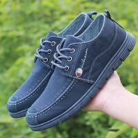 夏季男帆布鞋休闲鞋老北京布鞋透气舒适工作鞋板鞋男鞋子软底布鞋