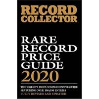 预订Rare Record Price Guide 2020